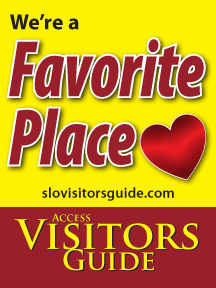 SLO County Visitors Guide