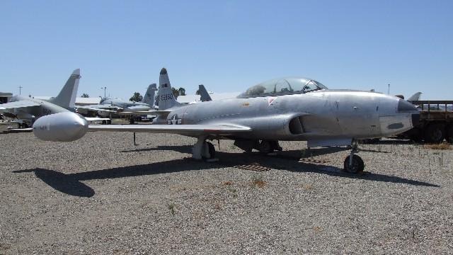 Lockheed T-33A Shooting Star