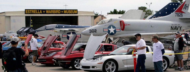 Welcome To Estrella Warbirds Museum - Car show paso robles 2018