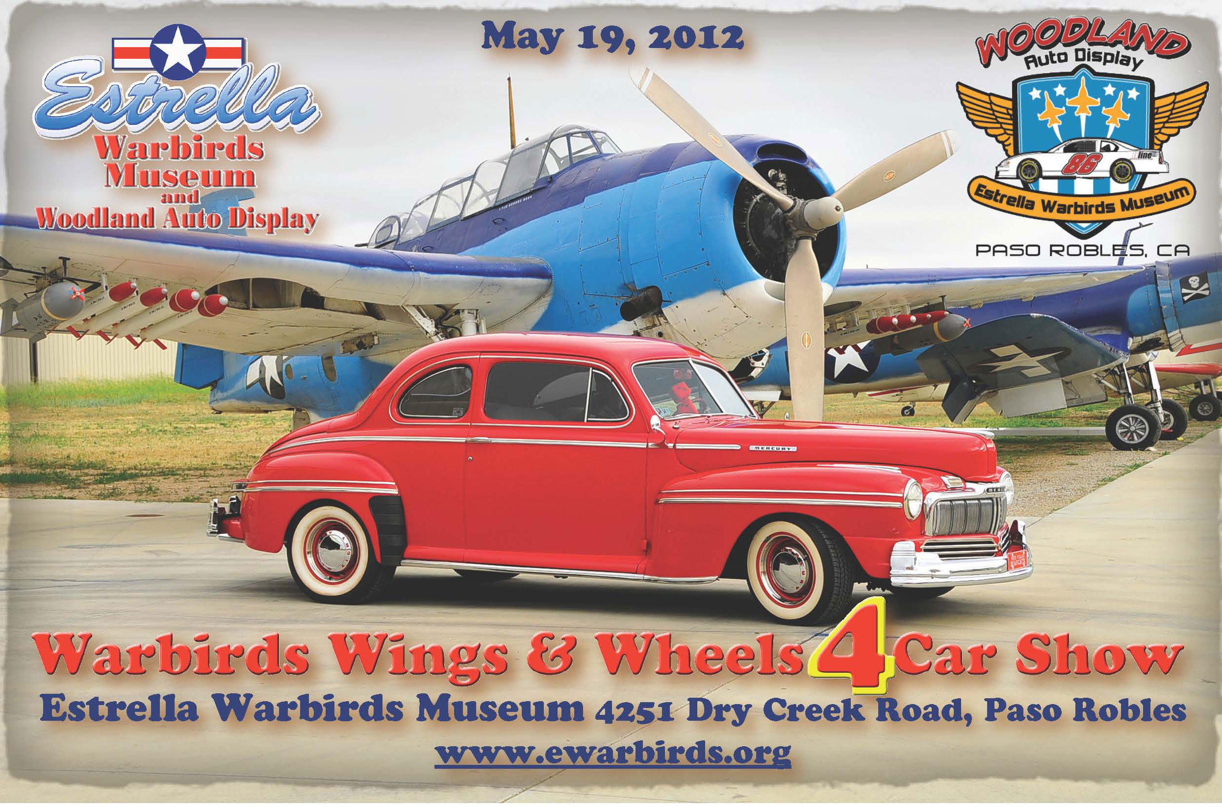 Warbirds Wings & Wheels 4