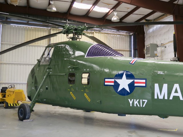 Sikorsky UH-34 D Choctaw