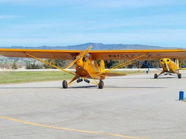 Taylor Aircraft Company J-2 Cub