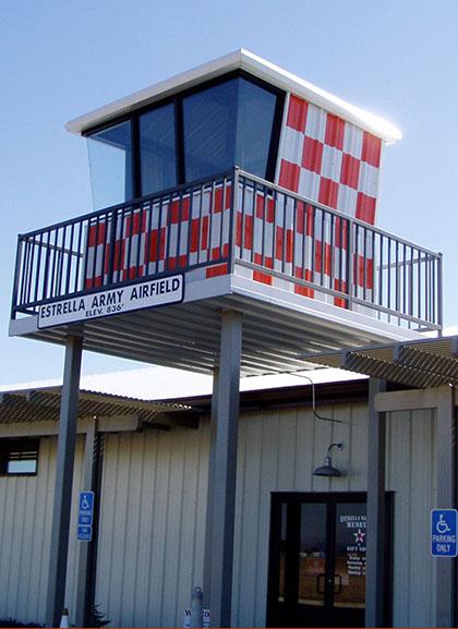 Estrella Army Air Field